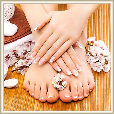 Manicures & Pedicures